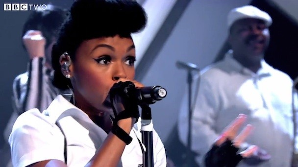 Janelle Monae on Jools