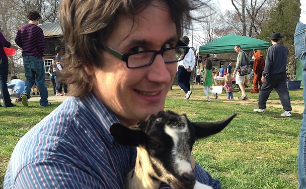 The Mountain Goats' John Darnielle Does His First 100% Goat-Related Interview