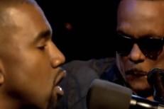 Kanye West On Jools Holland 9/17/13