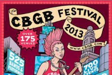 CBGB Fest Announces Free Concert With My Morning Jacket, Grizzly Bear, Divine Fits, DJ James Murphy