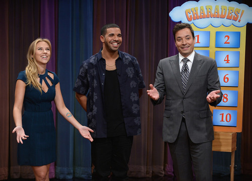 Watch Drake Debut &#8220;Too Much,&#8221; Play Charades On <em>Fallon</em>