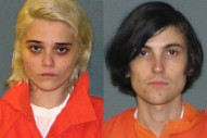 Sky Ferreira & DIIV's Zachary Cole Smith Arrested