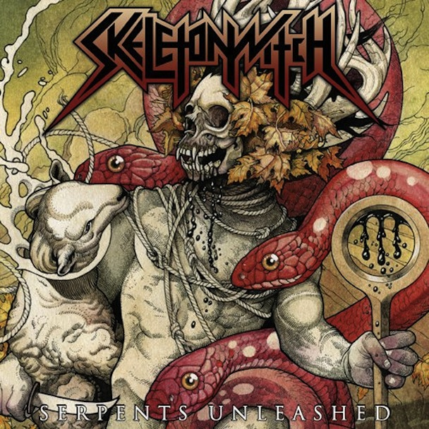"Skeletonwitch – ""I Am Of Death (Hell Has Arrived)"""