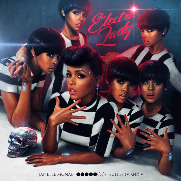 "Janelle Monáe – ""Electric Lady (Remix)"" (Feat. Cee-Lo, Big Boi, & Solange)"