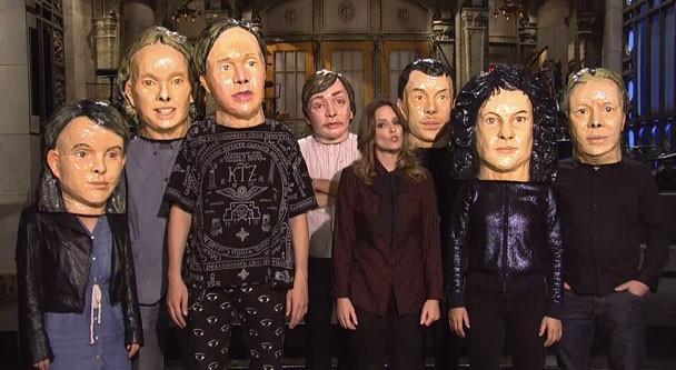 Arcade Fire / Tina Fey SNL Promo
