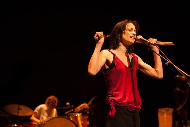 Fiona Apple & Blake Mills @ Newmark Theatre, Portland 10/3/2013