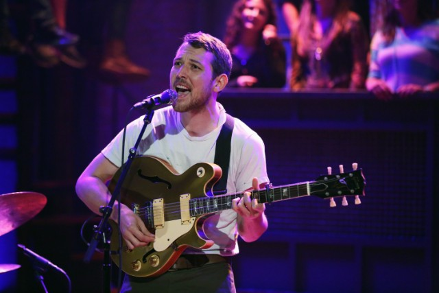 Robin Pecknold On Fallon