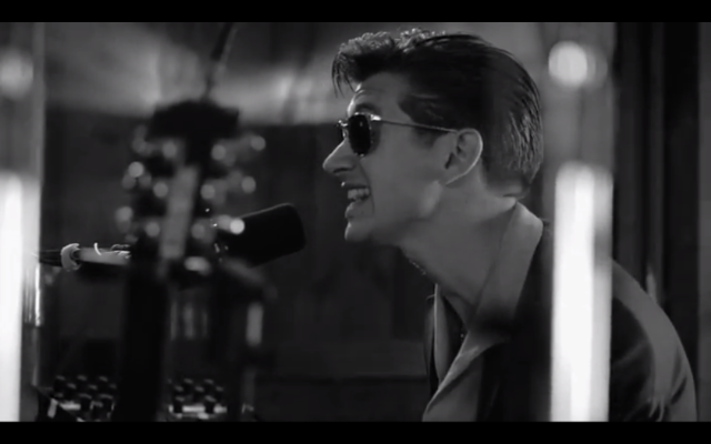Arctic Monkeys At Avatar Studios
