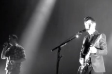 Arctic Monkeys and Josh Homme