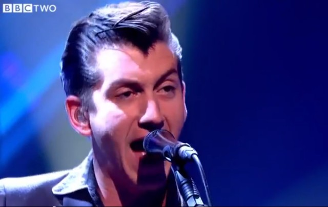 Arctic Monkeys on Jools Holland