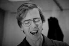 "Bill Callahan - ""Small Plane"" video"