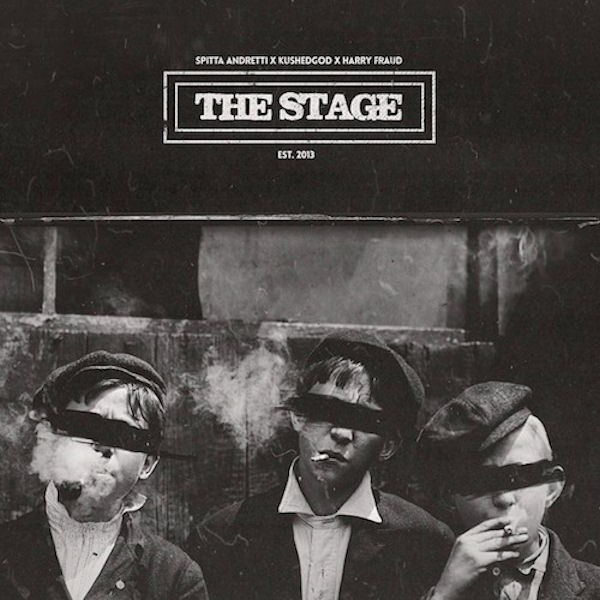 Curren$y & Smoke DZA - The Stage