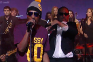Watch Deltron 3030 Play <em>Letterman</em>