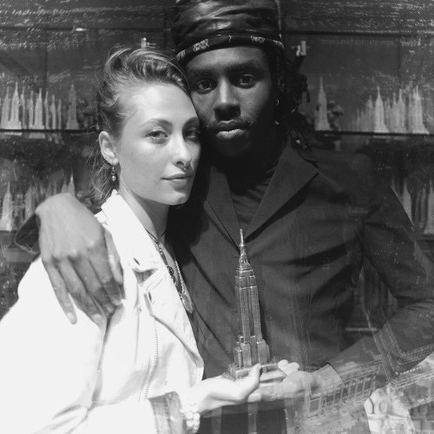 Dev Hynes and Sammy Urbani