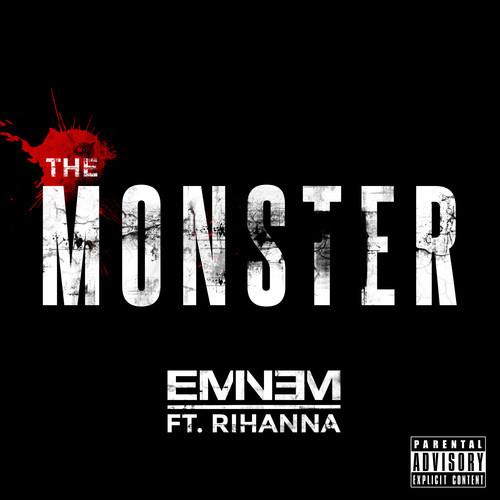 "Eminem – ""The Monster"" (Feat. Rihanna)"
