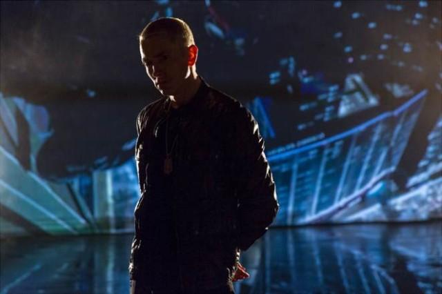 """Eminem – """"Survival"""" Video - Stereogum Eminem Survival Album Cover"""