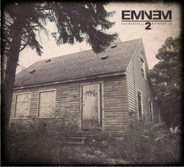 Eminem <em>Marshall Mathers LP 2</em> Tracklist Revealed