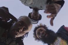 "Flatbush Zombies - ""Death"" video"