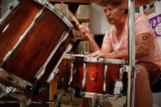 Guided By Voices Drummer Puts Kit On eBay For $55k
