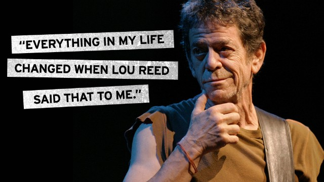 Gawker Lou Reed Will Sheff