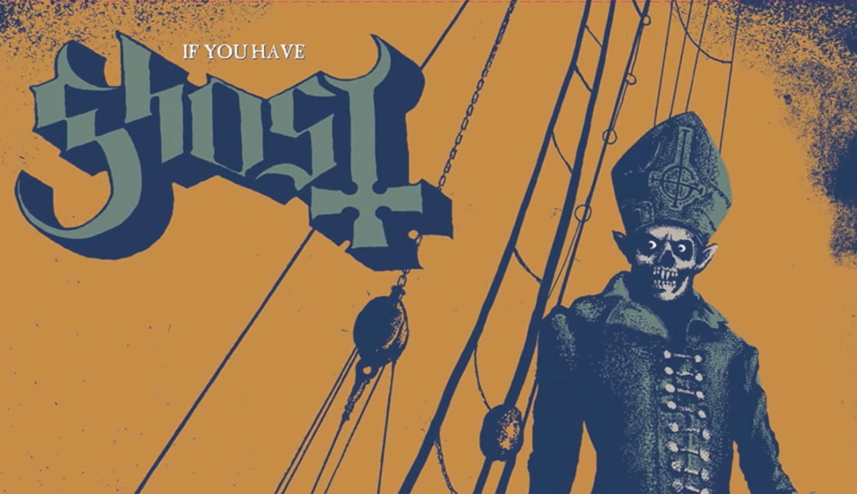 "Ghost B.C. – ""If You Have Ghosts"" (Roky Erickson Cover)"