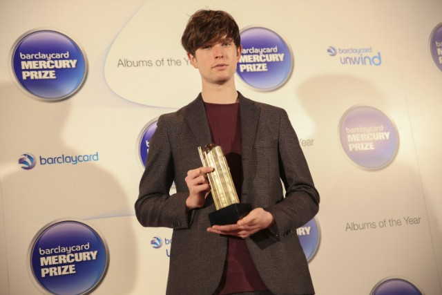 James Blake Mercury Prize