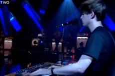 James Blake on Jools Holland