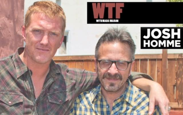 Josh Homme & Marc Maron