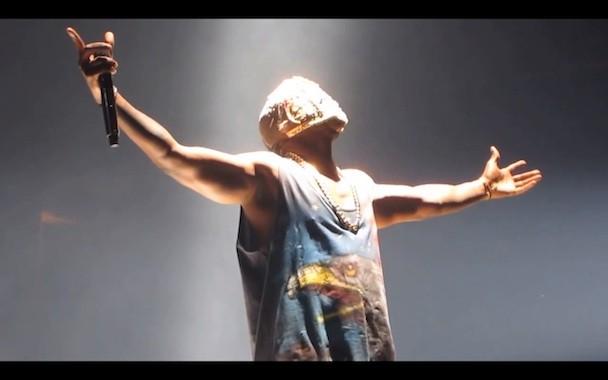 Kanye West - Yeezus tour