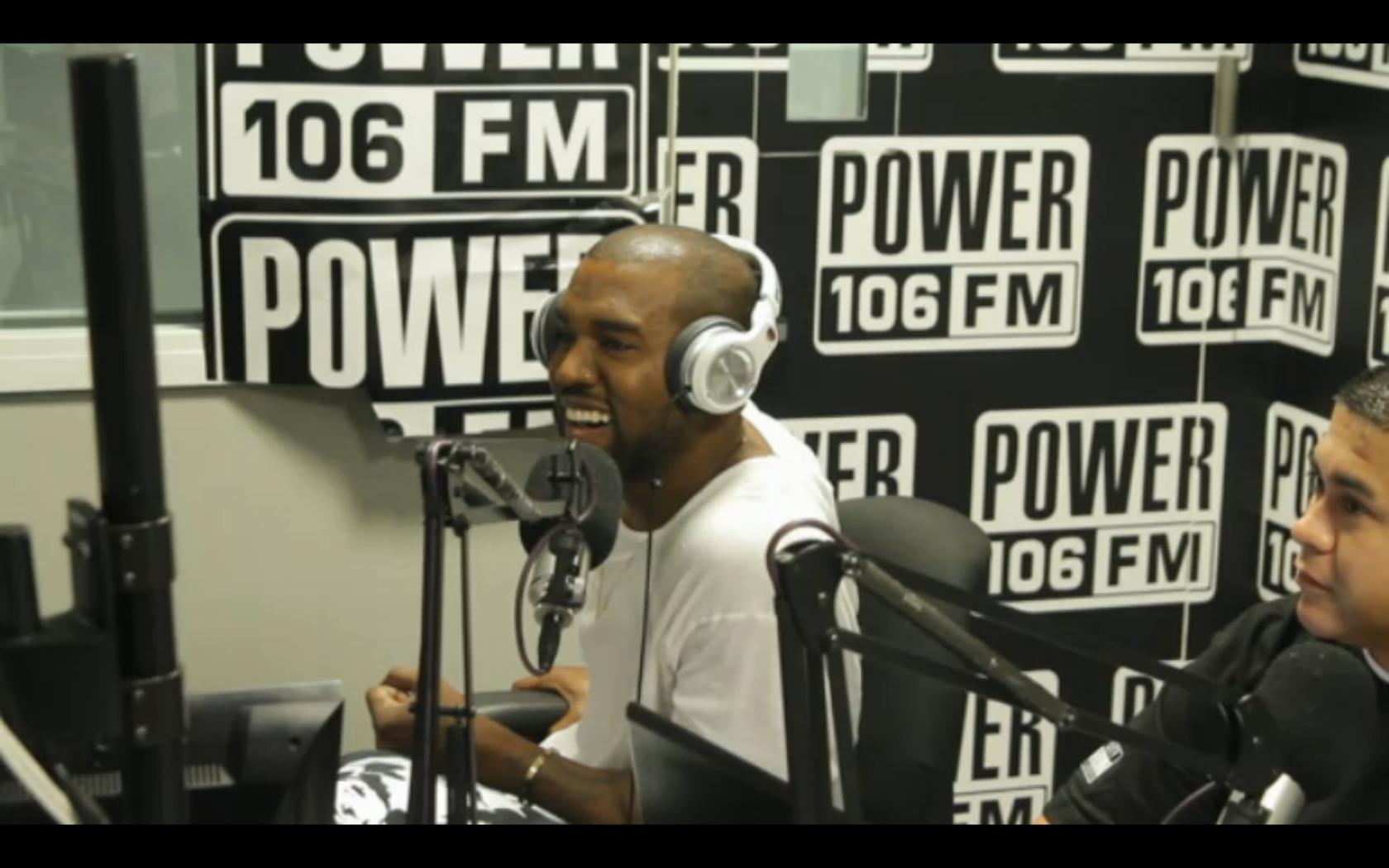 Kanye Discusses <em>Yeezus</em> Leftovers And Wedding Plans, Praises Tyler, The Creator In Radio Interviews