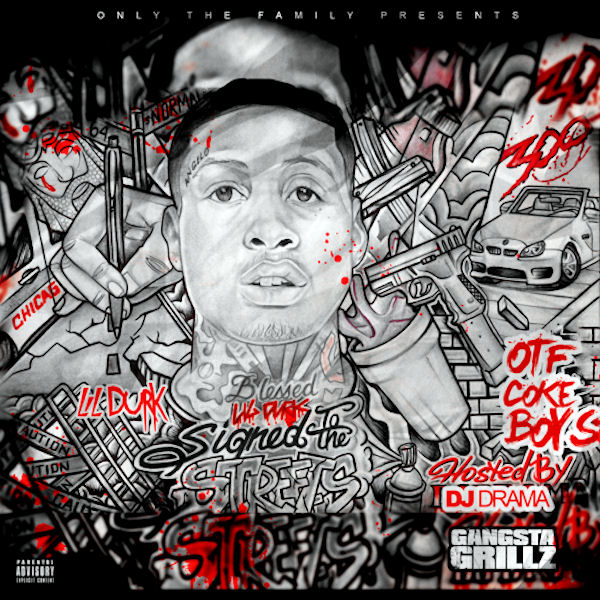 Lil Durk - Signed 2 The Streets