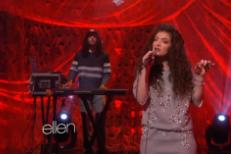Watch Lorde Play <em>Ellen</em>