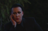 Watch Marilyn Manson Tell Some Spooky Halloween Stories