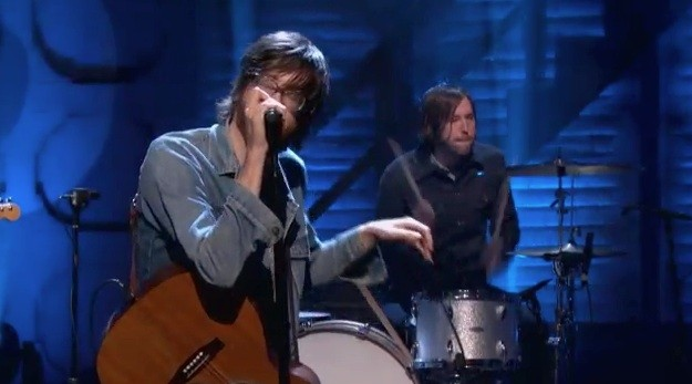 Okkervil River on Conan