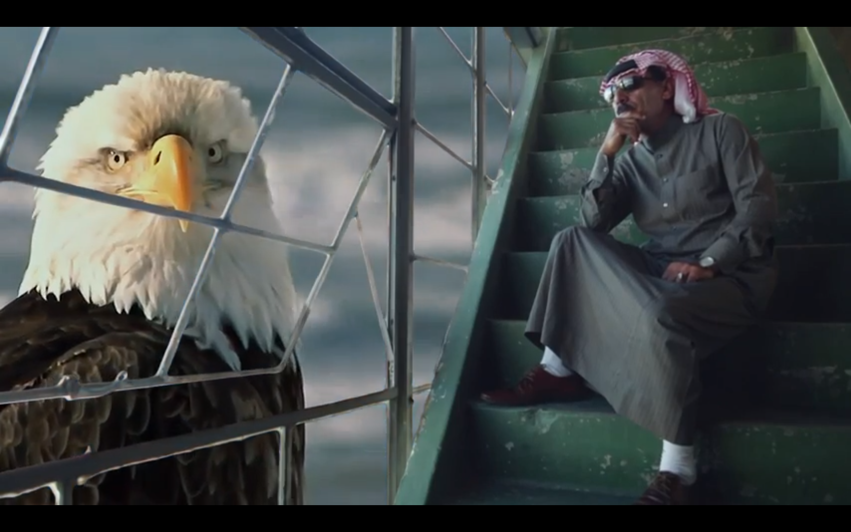 "Omar Souleyman – ""Warni Warni"" Video"