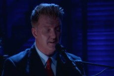 Queens Of The Stone Age on Conan