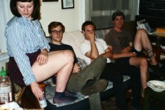Q&#038;A: Swearin&#8217; Discuss Making Music With Friends And Their New Album <em>Surfing Strange</em>