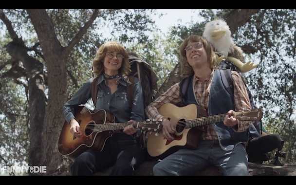 "J Mascis & Sharon Van Etten – ""Prisoners"" Video"