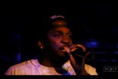 Watch Pusha T Play NPR's CMJ Showcase