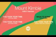 "Mount Kimbie – ""Made To Stray (DJ Koze Remix)"""