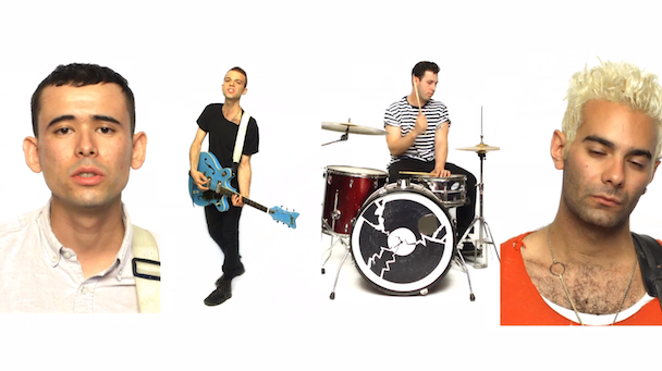 """The So So Glos - """"All Of The Time"""""""