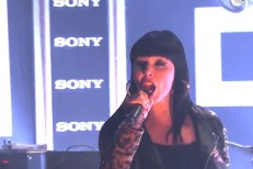 Sleigh Bells on Kimmel