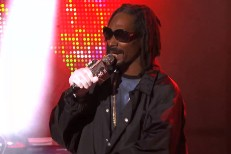 Snoop Dogg on Kimmel