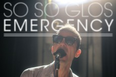 "The So So Glos - ""Emergency"""