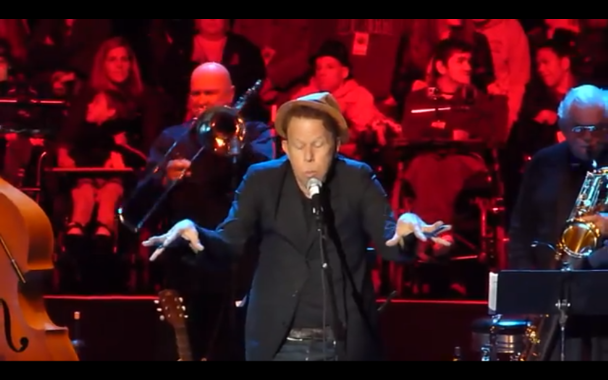 Watch Tom Waits Play First Show In Five Years At Bridge School Benefit 2013