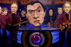 Arcade Fire On The Cobert Report