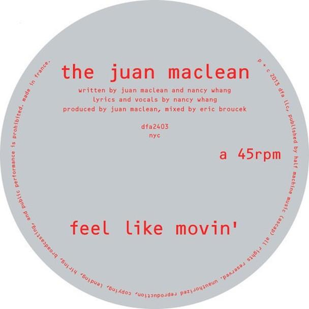 The Juan Maclean