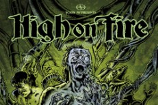 "High On Fire – ""Slave The Hive"""