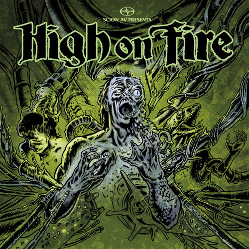 """High On Fire – """"Slave The Hive"""""""