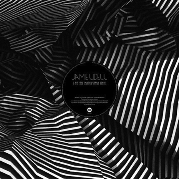 "Jamie Lidell - ""Big Love (Machinedrum Remix)"""